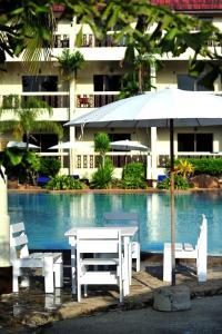Bannammao Resort, Hotels  Na Jomtien - big - 16