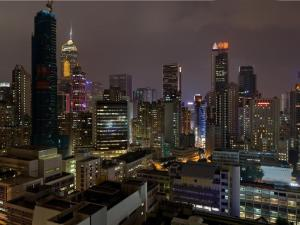 Deluxe Triple Room with City View and Free Wi-Fi