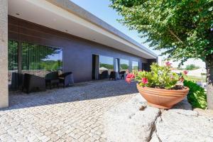 Solar Dos Caceres, Отели  Fornos de Algodres - big - 35