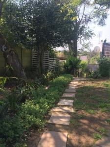Quarto Duplo ou Twin com Vista Jardim