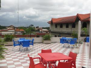 Royal Hotel & Residences, Hotel  Abobo Baoulé - big - 26