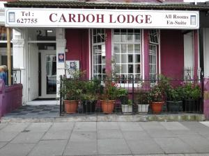 Cardoh Lodge, Penziony  Blackpool - big - 66