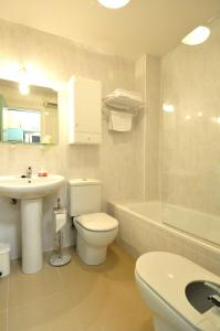 Hotel Apartamentos Aralso Sotillo, Apartmanhotelek  La Lastrilla - big - 7