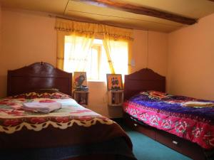 The Hof Hostel, Hostelek  Huaraz - big - 53