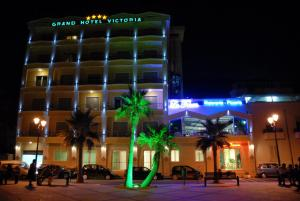 Grand Hotel Victoria, Отели  Баньара-Калабра - big - 44
