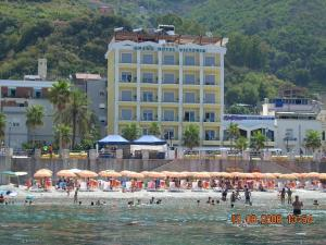 Grand Hotel Victoria, Отели  Баньара-Калабра - big - 19