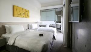 CityInn Hotel Plus- Fuxing North Road Branch, Hotely  Taipei - big - 25