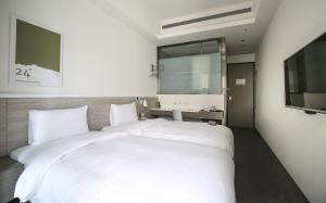 CityInn Hotel Plus- Fuxing North Road Branch, Hotely  Tchaj-pej - big - 26