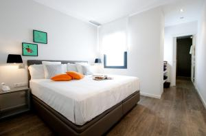 Deco Apartments – Diagonal, Appartamenti  Barcellona - big - 10