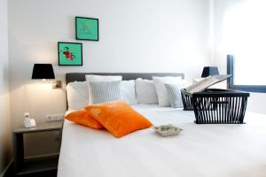 Deco Apartments – Diagonal, Appartamenti  Barcellona - big - 11