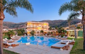 Socrates Hotel Malia Beach, Апарт-отели  Малиа - big - 48