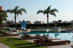 Socrates Hotel Malia Beach, Апарт-отели  Малиа - big - 47
