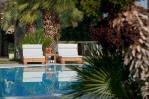 Socrates Hotel Malia Beach, Апарт-отели  Малиа - big - 54