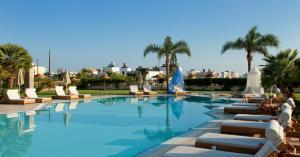 Socrates Hotel Malia Beach, Апарт-отели  Малиа - big - 43