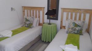 奢华两卧室公寓