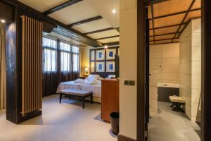Hotel Ciria, Отели  Бенаске - big - 14