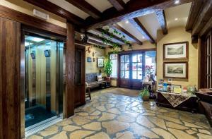 Hotel Ciria, Отели  Бенаске - big - 70