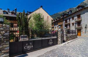 Hotel Ciria, Отели  Бенаске - big - 67