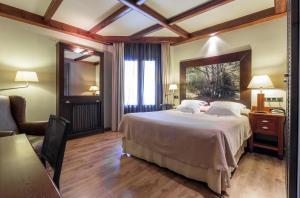 Hotel Ciria, Отели  Бенаске - big - 10