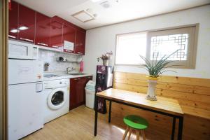 K-POP Residence Myeongdong 1, Aparthotely  Soul - big - 62