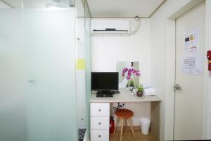K-POP Residence Myeongdong 1, Aparthotely  Soul - big - 9