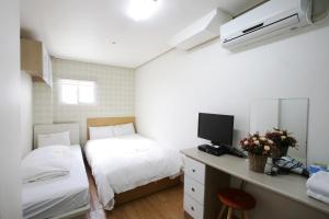 K-POP Residence Myeongdong 1, Aparthotely  Soul - big - 27