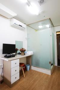 K-POP Residence Myeongdong 1, Aparthotely  Soul - big - 12