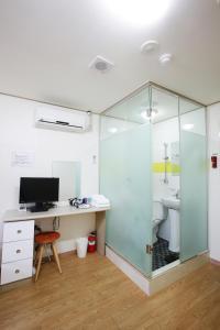 K-POP Residence Myeongdong 1, Aparthotely  Soul - big - 10