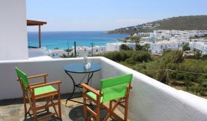 Manos Studios, Apartments  Platis Yialos Mykonos - big - 1