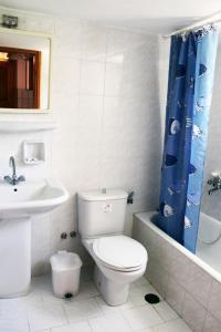 Manos Studios, Apartments  Platis Yialos Mykonos - big - 2