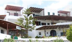 Manos Studios, Apartments  Platis Yialos Mykonos - big - 65