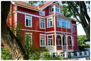Strandflickornas Havshotell Lysekil, Hotel  Lysekil - big - 110
