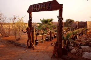 Lapa Lange Game Lodge, Лоджи  Mariental - big - 67