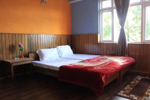 Hotel valley view, Отели  Pelling - big - 8