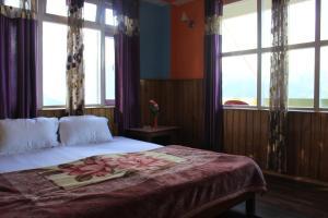 Hotel valley view, Отели  Pelling - big - 5