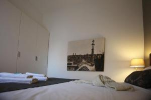 One-Bedroom Apartment with Terrace (4 Adults) Rossello 202