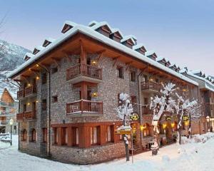 Hotel Ciria, Отели  Бенаске - big - 65