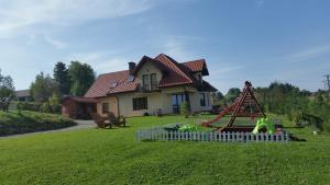 Pensjonat Na Zielonym Wzgórzu, Гостевые дома  Zawóz - big - 47