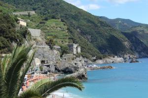 Affittacamere La Terrazza sul Mare, Penzióny  Monterosso al Mare - big - 13