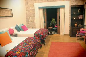 Hotel Boutique La Casona de Don Porfirio, Hotels  Jonotla - big - 21