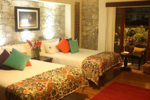 Hotel Boutique La Casona de Don Porfirio, Hotels  Jonotla - big - 22
