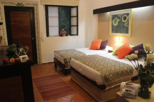 Hotel Boutique La Casona de Don Porfirio, Hotels  Jonotla - big - 23