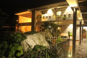 Hotel Boutique La Casona de Don Porfirio, Hotely  Jonotla - big - 105