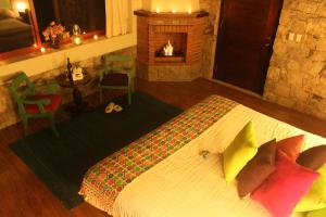 Hotel Boutique La Casona de Don Porfirio, Hotely  Jonotla - big - 29