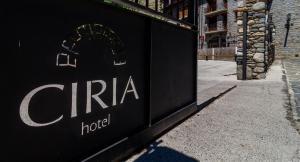Hotel Ciria, Отели  Бенаске - big - 72