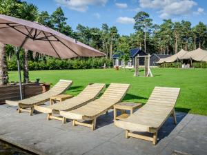 Landgoed Sollewerf, Holiday homes  Beekbergen - big - 5