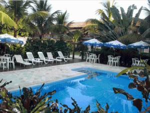 Hotel Camburi Praia, Hotels  Camburi - big - 32