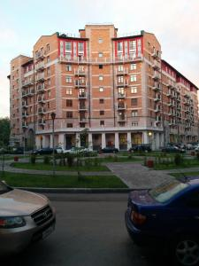 Апартаменты Гарсоньерка в Красногорске, Апартаменты  Красногорск - big - 11