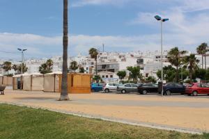 Apartamento Cádiz Vistas I, Ferienwohnungen  Conil de la Frontera - big - 7