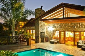 Ferienhaus mit 4 Zimmern